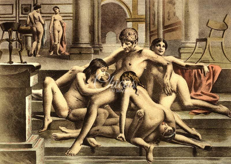 Orgias en madrid, sexo