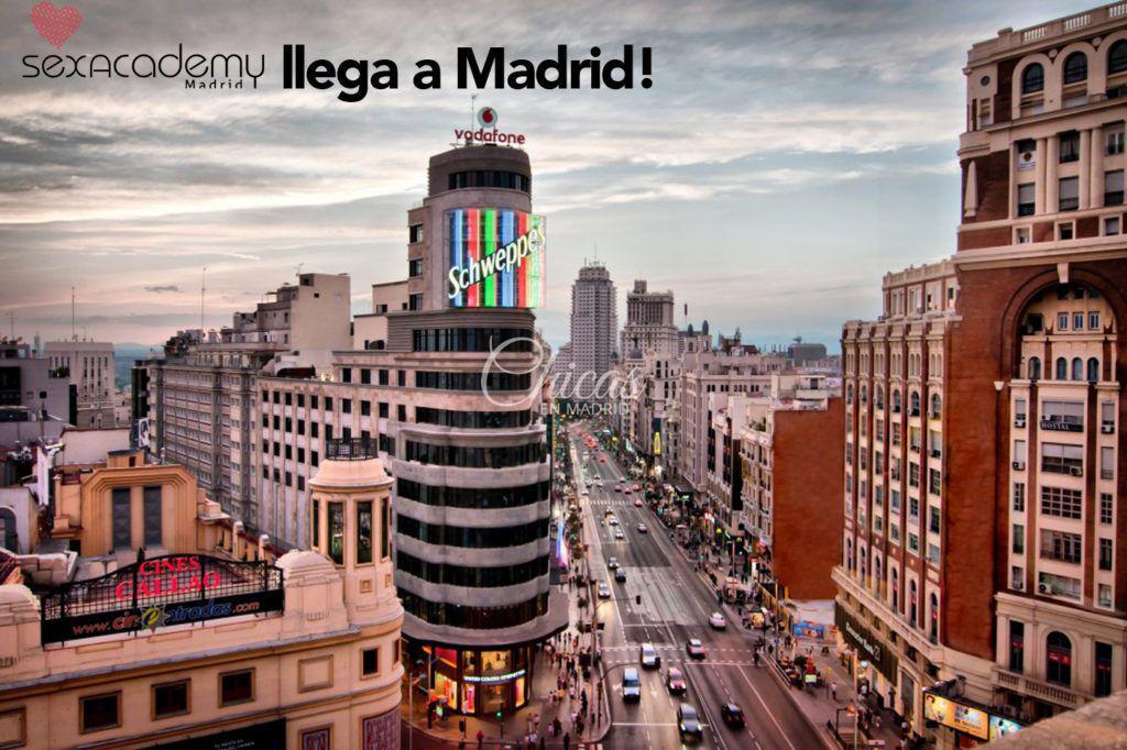 ACADEMIA DE SEXO EN Madrid